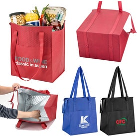 Market Cooler Tote Bag