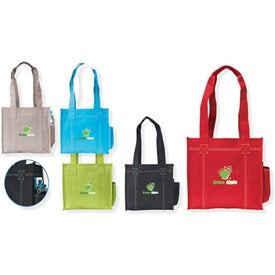 Double Stitch Tote Bag