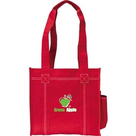 Double Stitch Tote Bag for Advertising