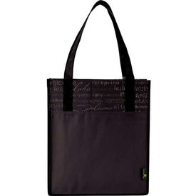 Branded Matte Laminated Non-Woven Welcome Convention Tote Bag