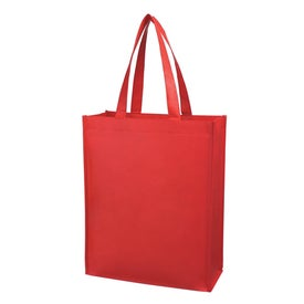 Personalized Matte Laminated Non Woven Shopper Tote