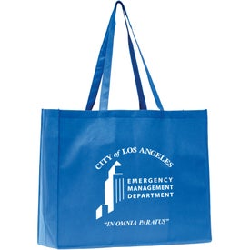 May Polytex Large Grocery Tote Bag for Marketing