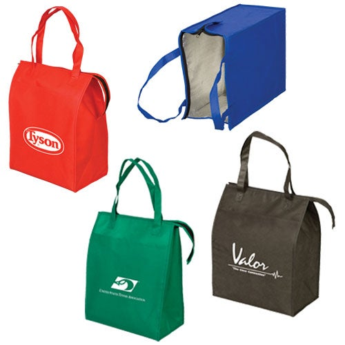 Medium Insulated Grocery Tote Bag