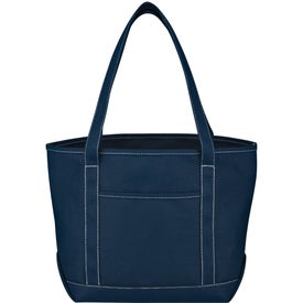 Advertising Medium Cotton Canvas Yacht Tote