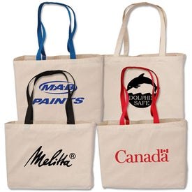 Company Medium Cotton Tote Bag