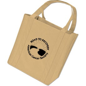 Medium Grocery Tote Bag for Marketing