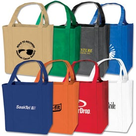 Medium Grocery Tote Bag for Advertising
