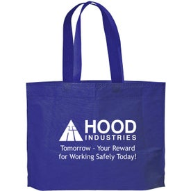 Medium Gusset Tote Bag for Your Church