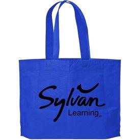 Logo Medium Gusset Tote Bag