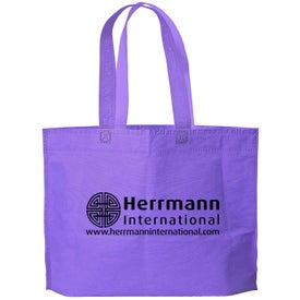 Medium Gusset Tote Bag Printed with Your Logo