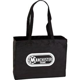 Advertising Medium Polyester Tote Bag