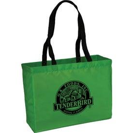 Company Medium Polyester Tote Bag