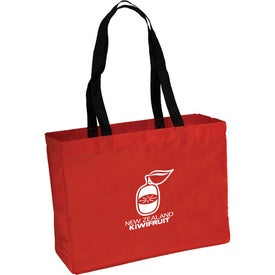 Medium Polyester Tote Bag for Marketing