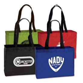 Medium Polyester Tote Bag