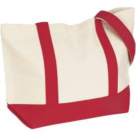 Promotional Medium Snap Tote Bag