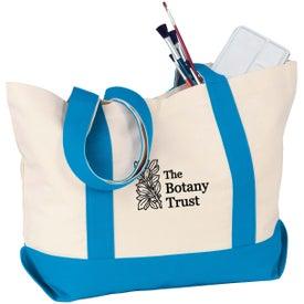 Company Medium Snap Tote Bag