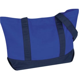 Customized Medium Snap Tote Bag