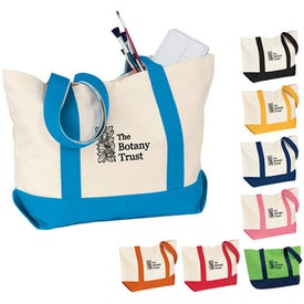 Medium Snap Tote Bags