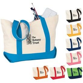Medium Snap Tote Bag
