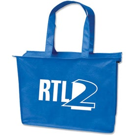 Medium Zipper Tote Bag