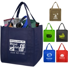 Mega Grocery Shopping Tote Bag