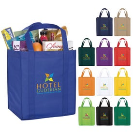 Mega Grocery Tote Bag