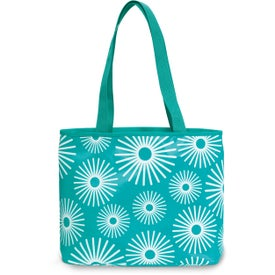 Printed Meribel Reversible Tote