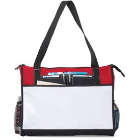 Merit Business Tote Bag Imprinted with Your Logo