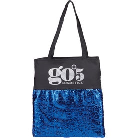 Mermaid Sequin Tote Bags