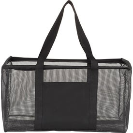 Mesh Oversized All-Purpose Tote