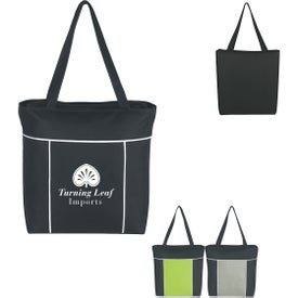 Branded Metro Tote Bag