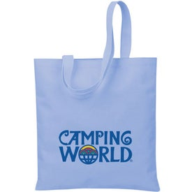 Meyer Tote Bag with Strap Printed with Your Logo