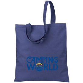 Logo Meyer Tote Bag with Strap