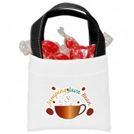 Monogrammed Minis Candy Tote
