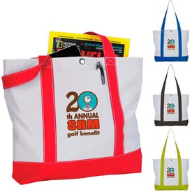 Sport Boat Tote Mini Printed with Your Logo