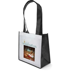 Monet Tote Bag (Full Color Logo)