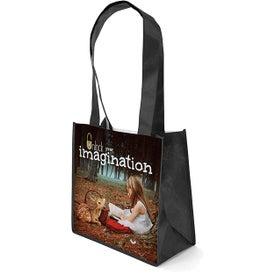 Non-Woven Monet Tote Bag
