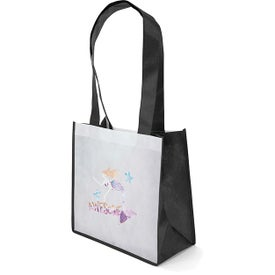 Sparkly Monet Tote Bag