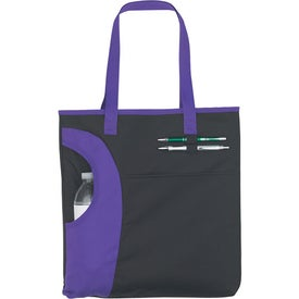 Moon Tote Imprinted with Your Logo