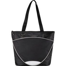 Moonlight Meeting Tote Imprinted with Your Logo