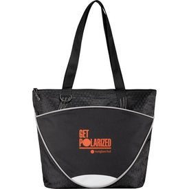 Moonlight Meeting Tote for Advertising
