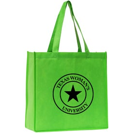 Morgen Polytex Grocery Tote Bag for Your Organization