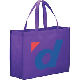 Mystic Shopper Tote Imprinted with Your Logo