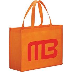Logo Mystic Shopper Tote