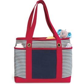 Nantucket Fashion Tote Bag for Marketing