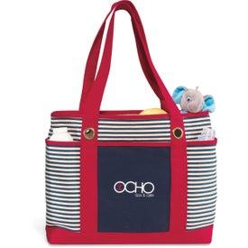 Nantucket Fashion Tote Bag for Customization