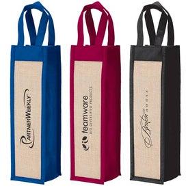 Napa Wine Gift Tote Bag