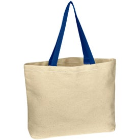 Natural Cotton Canvas Tote Bag for Marketing