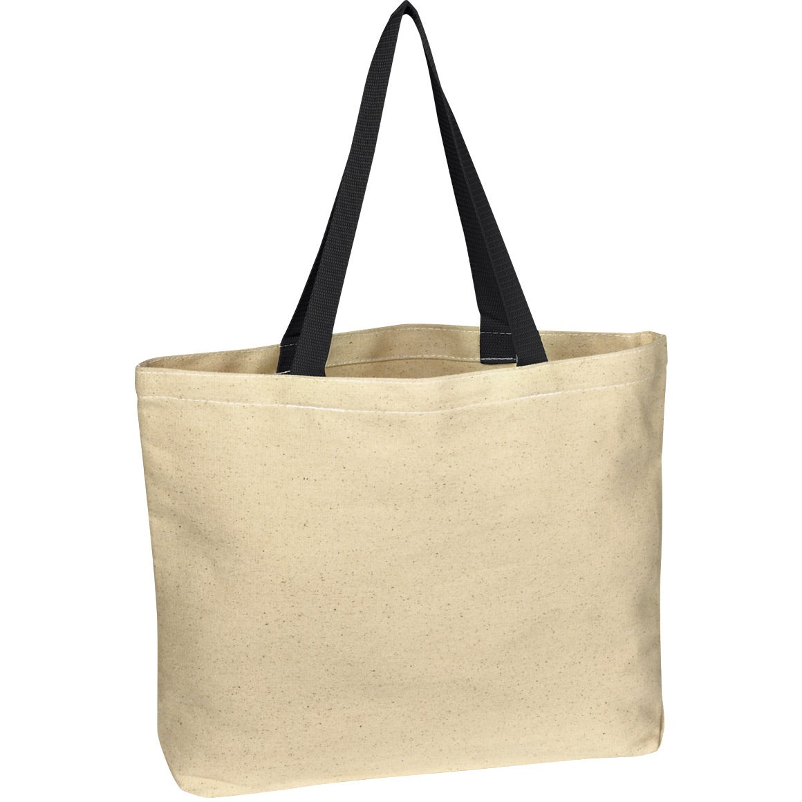 Promotional Natural Cotton Canvas Tote Bags with Custom Logo for ...
