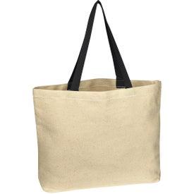 Promotional Natural Cotton Canvas Tote Bag